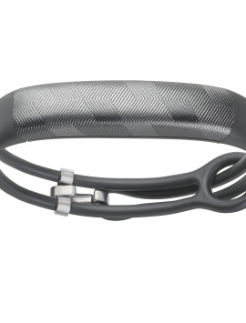 UP2™ by Jawbone® - Fitness Exercise Band - Silver Rope