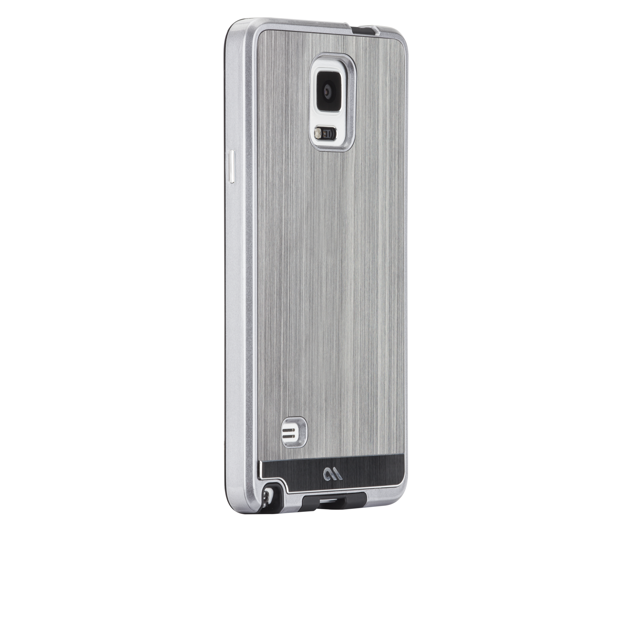 Brushed Aluminum Case - Gunmetal