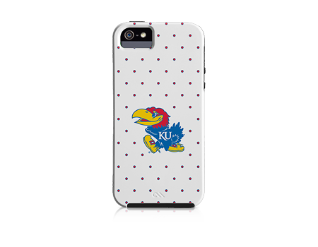Case-Mate University of Kansas Dots Case - iPhone 5