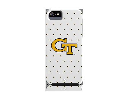 Case-Mate Georgia Tech Dots Case - iPhone 5