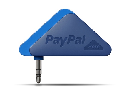 PayPal Here Credit Card Reader
