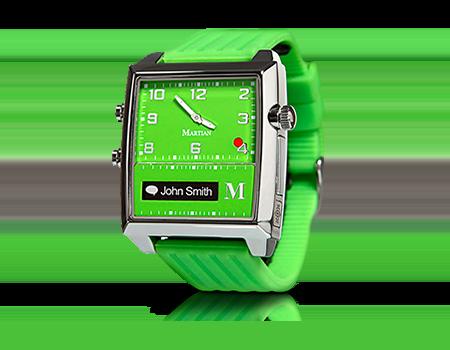 Martian G2G Voice Command Smart Watch