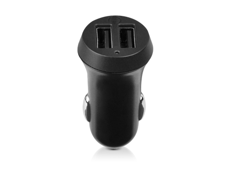 AT & T Bullet Car Charger 4.8A Dual USB