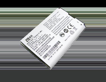 Standard Li-Ion 1820 mAh Battery - ZTE Compel