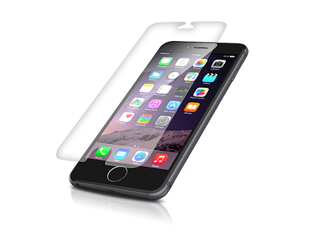 Zagg InvisibleSHIELD Glass - iPhone 6/6s