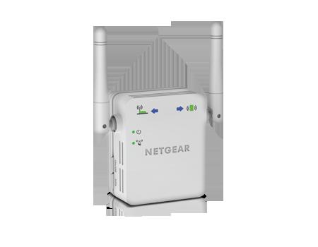 NETGEAR Universal Wi-Fi Extender (2nd Gen.)