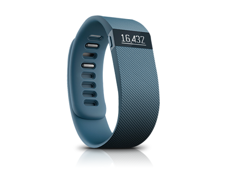 Fitbit Charge Activity Tracker - iPhone and Android