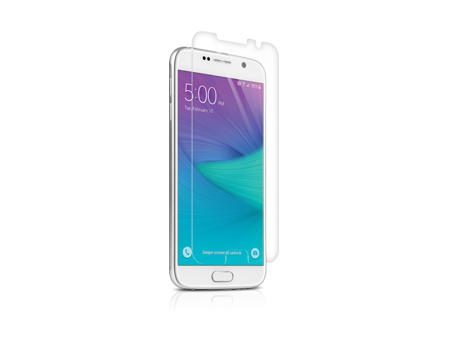 BodyGuardz Pure Tempered Glass Screen Protector - Samsung Galaxy S 6