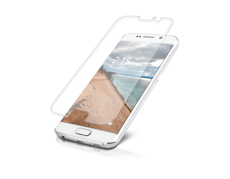 Zagg Invisible Shield Dry Apply - Samsung Galaxy S 6 edge