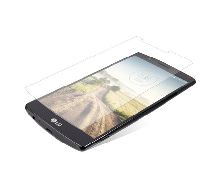 ZAGG Invisible Shield HDX Screen - LG G4