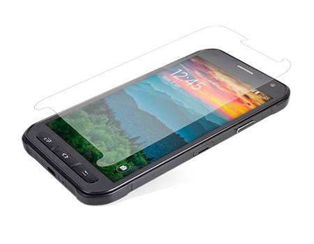 Zagg Invisible Shield HDX Dry Apply - Samsung Galaxy S6 active