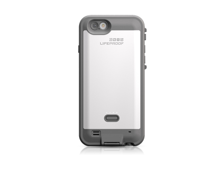 LifeProof fre Power Charging Case - iPhone 6