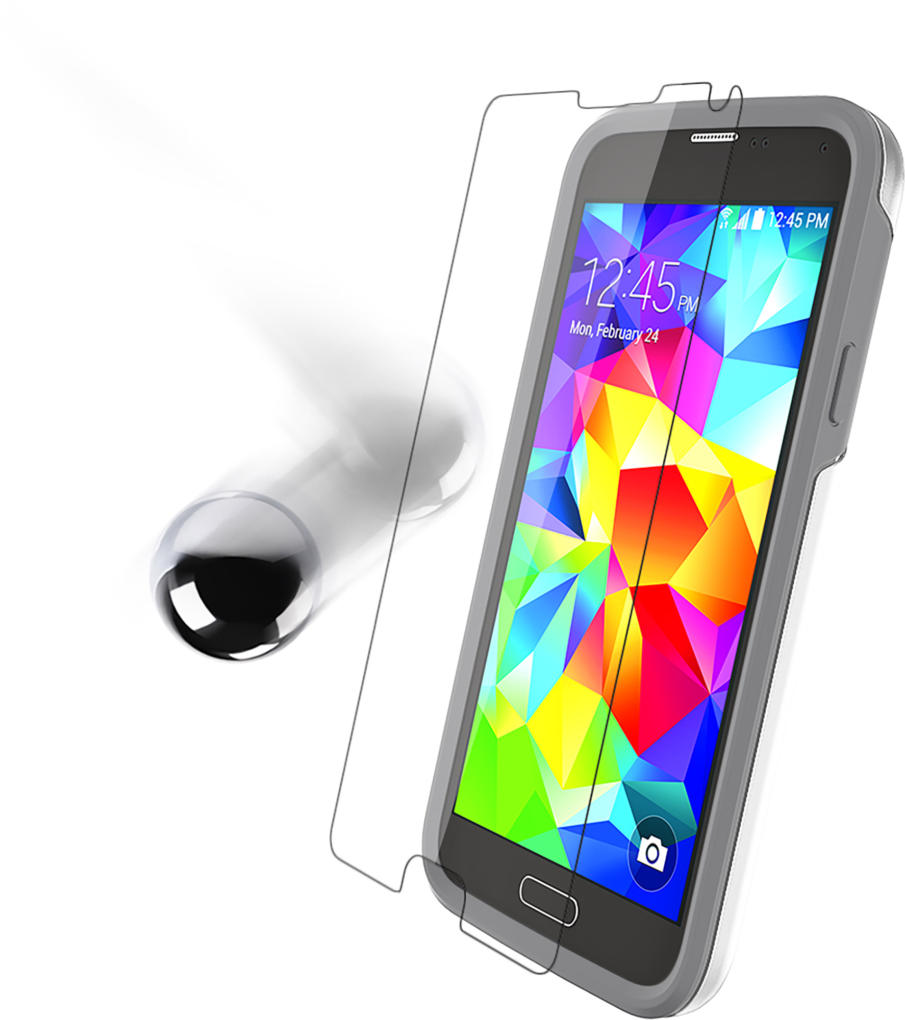 OtterBox Alpha Glass Screen Protector for Samsung Galaxy S5