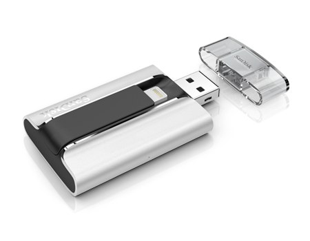Memory SanDisk iXpand Flash Drive