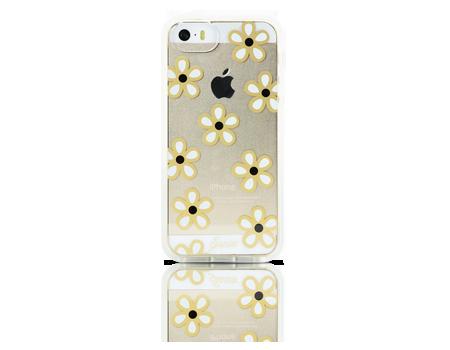 Lenntek Sonix Daisy Clearcoat Case - iPhone 5/5s