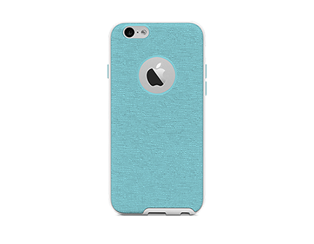 QuikCell FRAMED 2 Piece Gel/Shell Case- iPhone6/6s