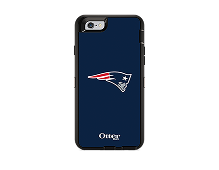 OtterBox Defender Series NFL New England Patriots Case and Holster - iPhone 6/6s
