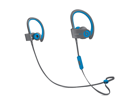 Beats Powerbeats2 Wireless Bluetooth Stereo Headphones Active