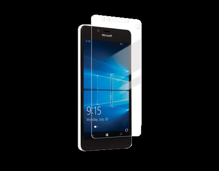 BodyGuardz Pure Tempered Glass Screen Protector - Microsoft Lumia 950