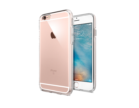 Spigen Liquid Crystal Case - iPhone 6/6s