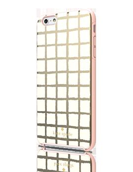 Kate Spade New York Hybrid Hardshell Case - iPhone 6 Plus/6s Plus