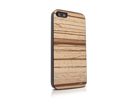 iFrogz Natural Wood Case - iPhone 5/5s