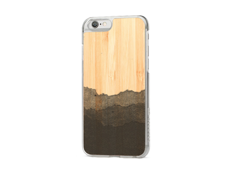 Recover Dip Dye Bamboo Case - iPhone 6/6s