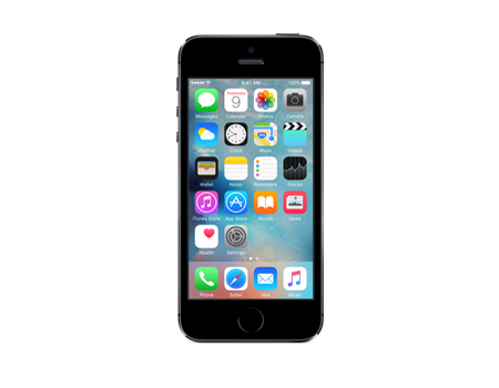 Apple iPhone 5s - 32GB - Space Gray