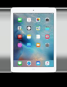 Apple iPad Air - 16GB - Silver
