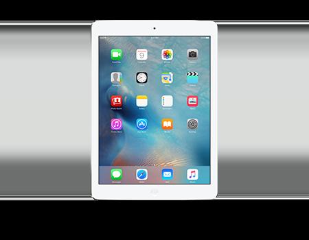 Apple iPad Air - 32GB - Silver