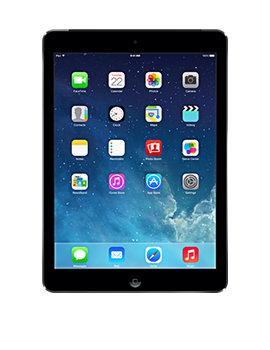 Apple iPad Air 128GB - Space Gray