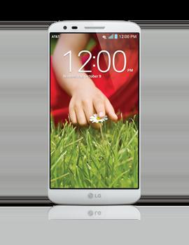 LG G2 - White