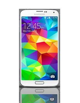 Samsung Galaxy S5 - Shimmery White