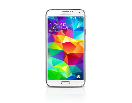 Samsung Galaxy S5 - Shimmery White