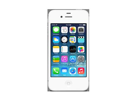 Apple iPhone 4s - 8GB - White - GoPhone - White