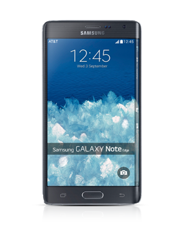 Samsung Galaxy Note Edge - Charcoal Black