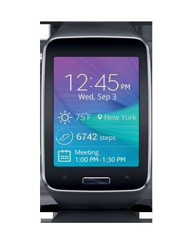 Samsung Gear S - Black