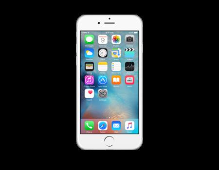 Apple iPhone 6 - 64GB - Silver