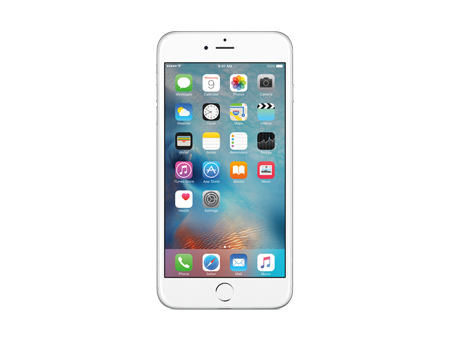 Apple iPhone 6 Plus - 64GB - Silver