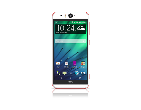 HTC Desire EYE - White Coral Reef