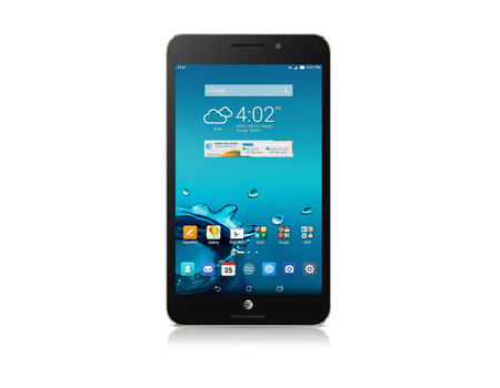 ASUS MeMO Pad 7 LTE - Dark Chocolate