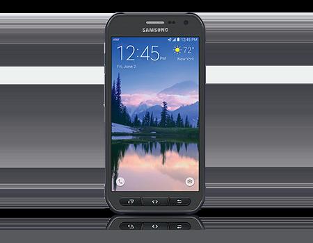 Samsung Galaxy S6 active - 32GB - Gray