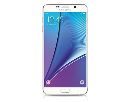 Samsung Galaxy Note5 - 32GB - White Pearl