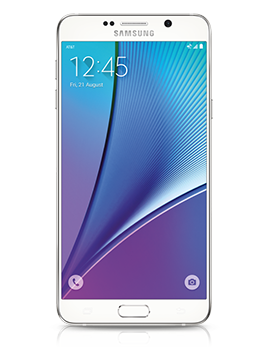Samsung Galaxy Note5 - 64GB - White Pearl