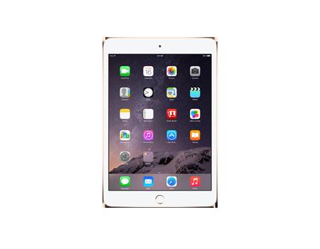 Apple iPad mini 3 - 128GB - Gold