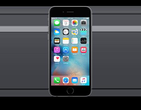 Apple iPhone 6s - 64GB - Space Gray