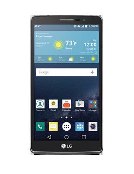 LG G Vista 2 - Metallic Grey