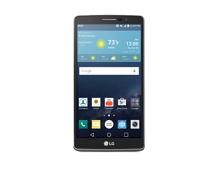 LG G Vista 2 - Metallic Grey