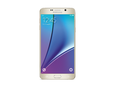 Samsung Galaxy Note5 - 64GB - Gold Platinum