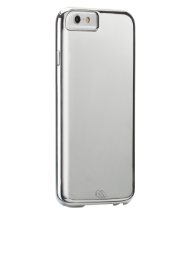 Barely There Case - Chrome
